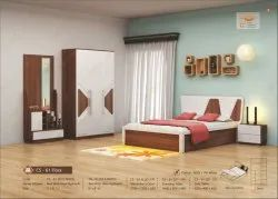 Wooden Bedroom Furniture CS-61-Flora