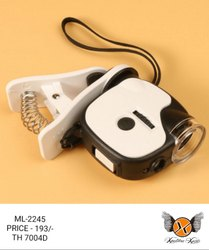 Cellphone Microscope