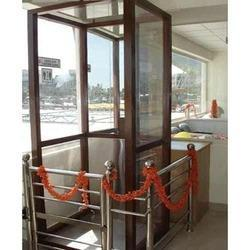 Huda Hydraulic Passenger Lifts