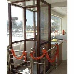 Huda Hydraulic Passenger Lifts