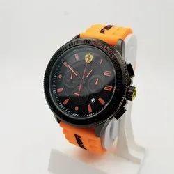 Ferrari Mens Watch At Rs 1750 Piece Fashion Designer Watches फ शन ह थ क घड फ शन र स ट व च Arayna Trends Varanasi Id 20749012591