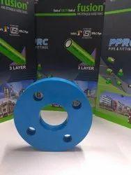 PPR Blue Flange