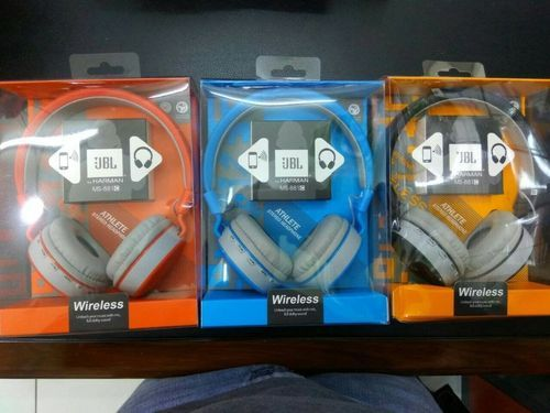 Random JBL MS-881C Full Dolby Sound Bluetooth Headphone