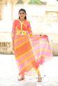 Lahariya Georget Designer Pattern Cotton Inner Kurti