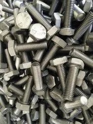 MS Hex Bolt for Industrial, Quantity Per Pack: 50Kg