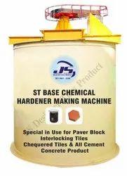 ST Base Chemical Hardener Making Machine