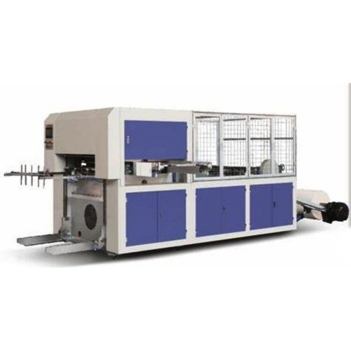 Fully Automatic Roll Die Cutting & Creasing Machine