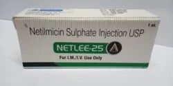 Netilmicin Sulphate Injection U.S.P