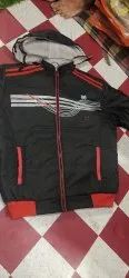Polyester Men Riblesiable Jackets