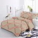 Printed Satin Bed Sheet