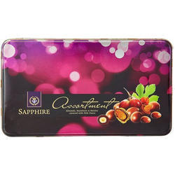 Sapphire Chocolate Coated Nuts Assorted