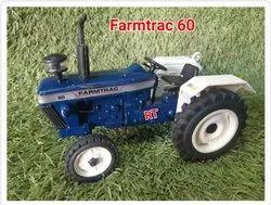 Farmtrac 60 Tractor Dummy Scale Model Toy