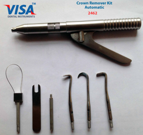 Visa Germany Automatic Crown Remover Standard