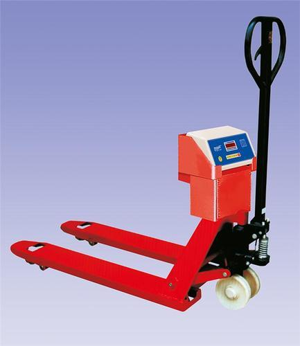Industrial Weighing Scales Ppt Series Palette Truck