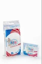Cotton Disposable Kidco Baby Diaper, Packaging Size: 48+2