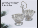 Silver Jewellery And Articles
