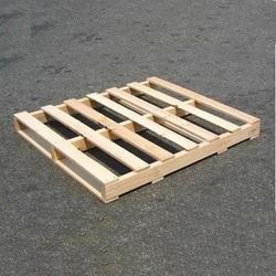 Square Export Pinewood Pallets