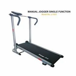 Single Function Manual Jogger