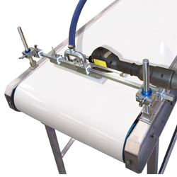 Conveyor Belt Steam Cleaning Machine for Food Plant