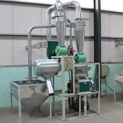 Fully Automatic Mini Flour Mill Plant