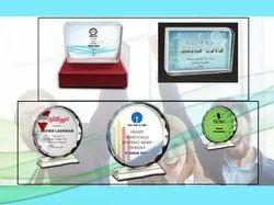 Crystal Mementos, Packaging Type: Box