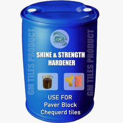 Shine And Strength Chemical Hardener