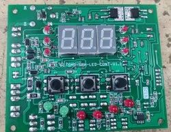 Automatic Servo Voltage Stabilizer Control Card