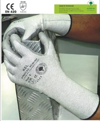 Dynaflex-5/LW/RP Seamless Knitted Dipped Gloves