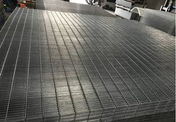 Bush Green Galvanised iron wire Anti Climb, Material Grade: Gi, Size: 76 X 12.7 Mm