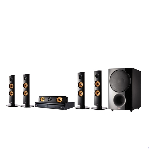 Home Theater System - LG Smart 3D Blu-Ray Home Theater