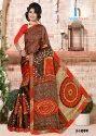 Roshni Fancy Less Border Saree