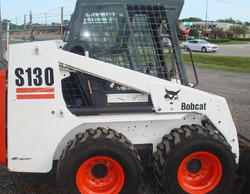 Bobcat For Rent, for Material Handling