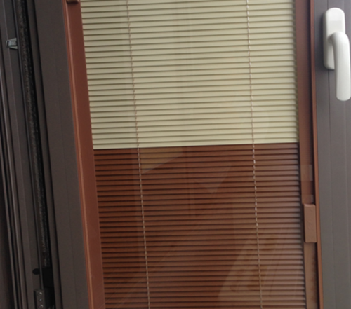 Magnetic Venetian Blinds Magnet Operated Blind Manufacturer From Rajkot