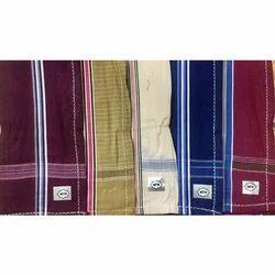 M.A.B Abumuhammed Saheb & Sons Cotton Handkerchief