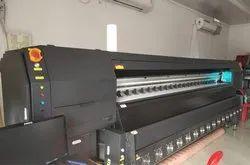 GRANDO 512i Solvent Printer