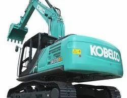 Compact Excavator Kobelco Excavator Rental