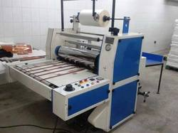 Roll To Sheet Lamination Machine