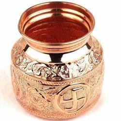 Copper Lota Kalash