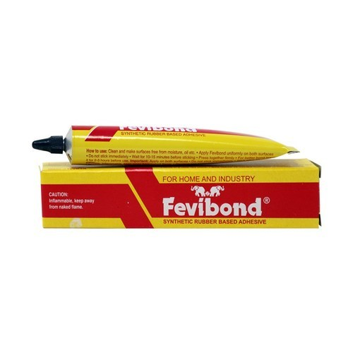 Industrial Grade Fevibond Synthetic Rubber Based Adhesive, 90ml