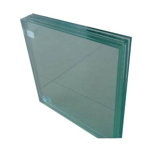 Plain Toughened Glass, Size:10-50 square feet, Thickness(mm): 12.0
