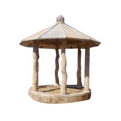 Carved Marble Gazebo