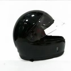 Plastic Aaron Motorcycle Helmet, Packaging Type: Box, Size: L