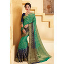 Woman Designer Saree