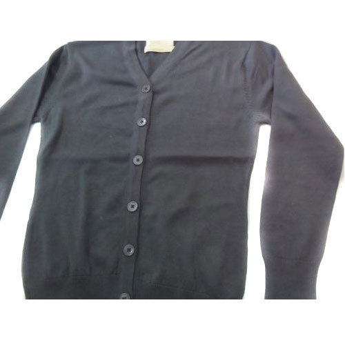 789858ce8345 Grey Womens Plain Cardigan, Rs 500 /piece, Sri Velan Fabrics | ID ...