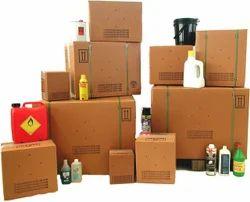 Dangerous Goods Freight Service