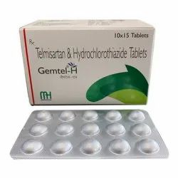 Telmisartan And Hydrochlorothiazide Tablets