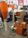 Plastic Scrap Grinder Machine with Blower System
