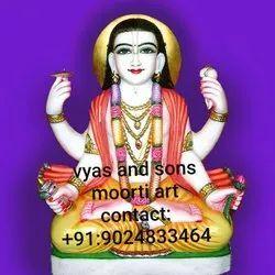 Vishnu Marble Murti