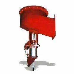 Hydraulic Pan Discharge Valve