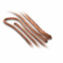 Copper Wire Stranded Ropes